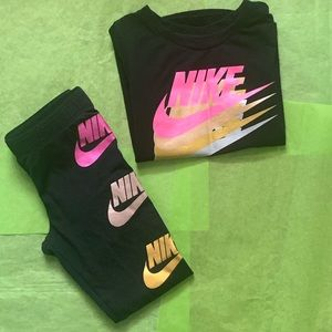 Nike matching outfit